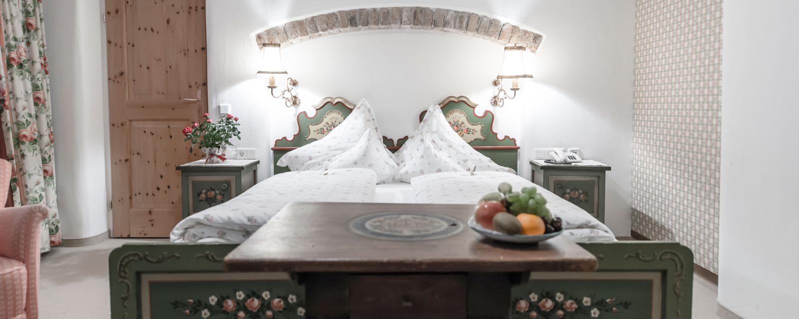 Rosengarten Zimmer im Bergschlössl